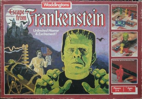 play frankenstein escape