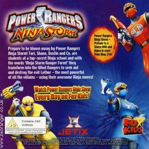 PR UK Promo DVDs