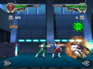 Power Rangers Super Legends Game