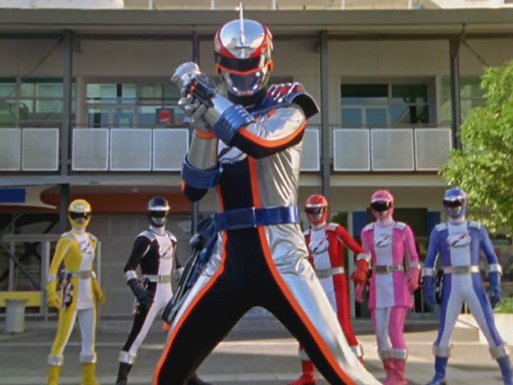 Power Rangers - The Big Picture 2014